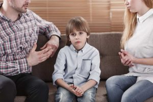 Help Children Cope with Divorce