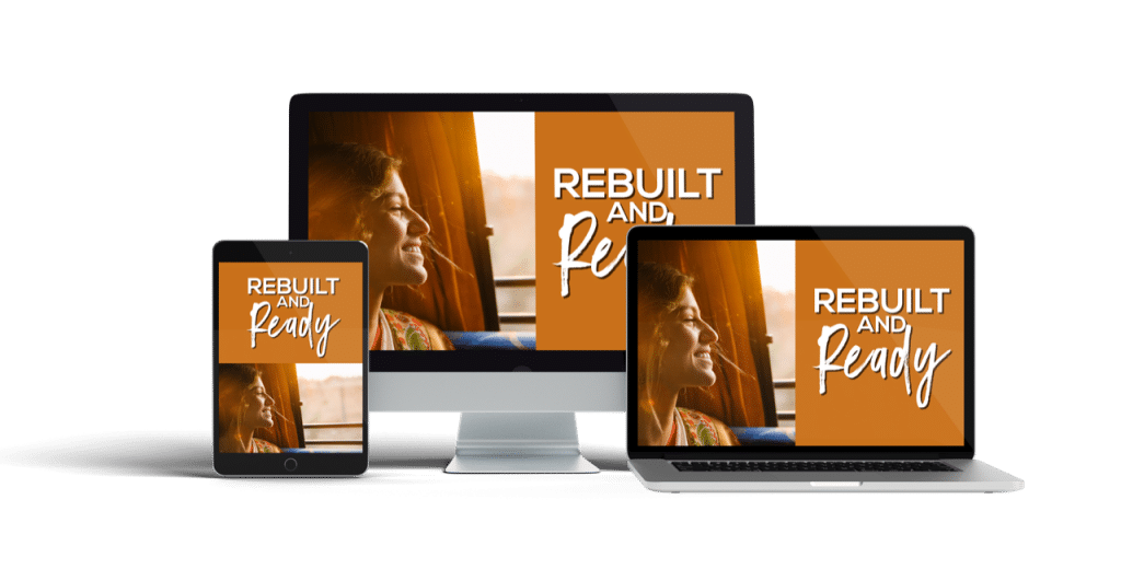 Rebuilt and Ready Course   Rebuilders